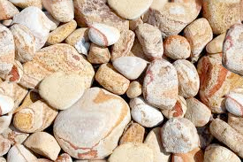 repeating tile stones pebbles