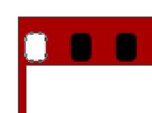 paste onto the rectangle shape