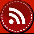 RSS red stitch icon