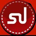 Stumble Upon red stitch icon