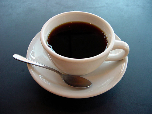 Coffee Cup without steam