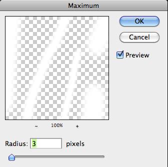 Maximum options box